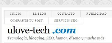 logo de ulove-tech