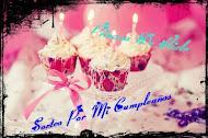 Sorteo cumpleaños del blog Princesa de hielo