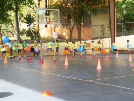 Día de Juegos 2012
