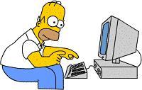 Actualidad Informática. Humor: informático y usuario. Rafael Barzanallana
