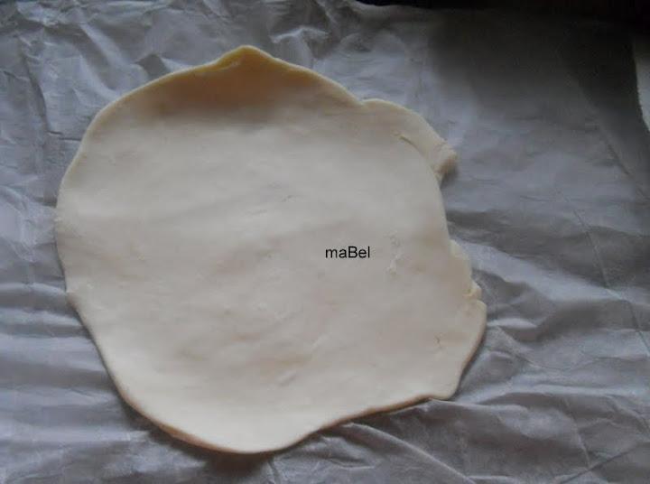 Empanada de maiz dulce con queso