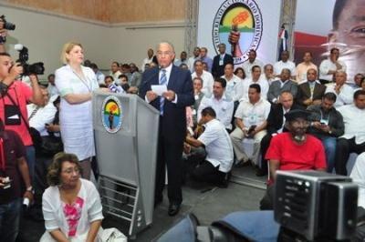 CEN del PRD ratifica suspensión de Miguel Vargas Maldonado
