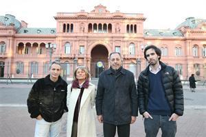 Más de caceroludos: Declaraciones de miembros de la mesa de enlEssen