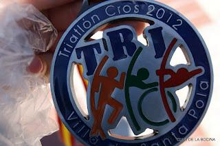 II TRIATLÓN CROSS SANTA POLA 2012