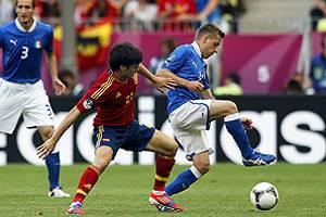 Euro2012. Día 3.