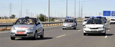 CRÉALO: Un vehículo recorre 100 km sin utilizar ningún CHOFER