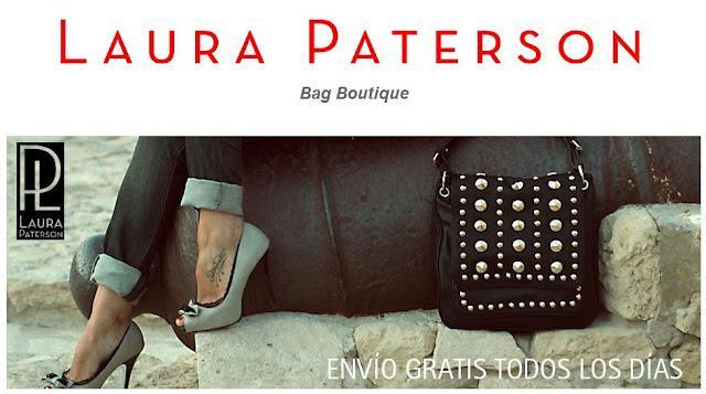 Bolsos Laura Paterson y ¡Sorteo!