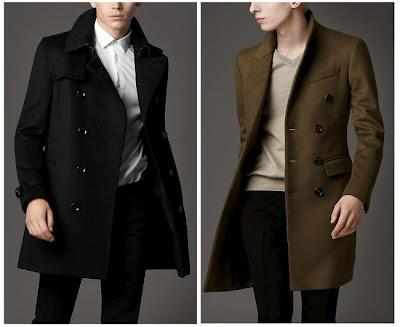 Moda Hombres Invierno 2012.El Abrigo Perfecto.Algunos consejos.