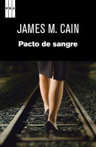 Pacto de sangre, de James M. Cain