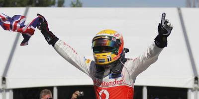 Hamilton brilla en Canadá para colocarse líder del Mundial