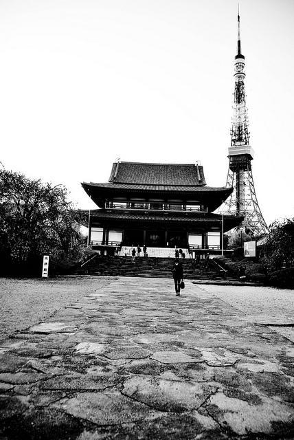Templo Zojoji