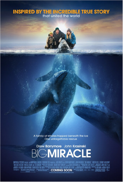 Cine: Big Miracle