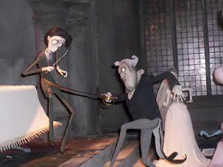 Tim Burton el oscuro Disney