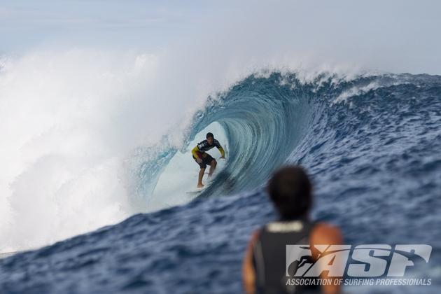 Kelly Slater gana el Volcom Fiji Pro 2012
