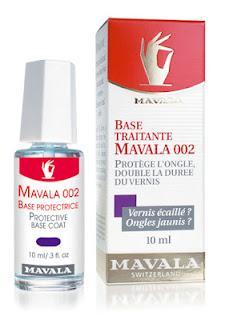 Manicura paso a paso con Mavala