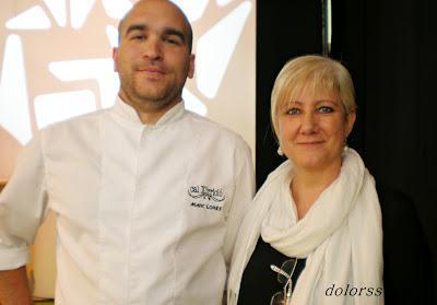 Blog de cuina... en acción !!