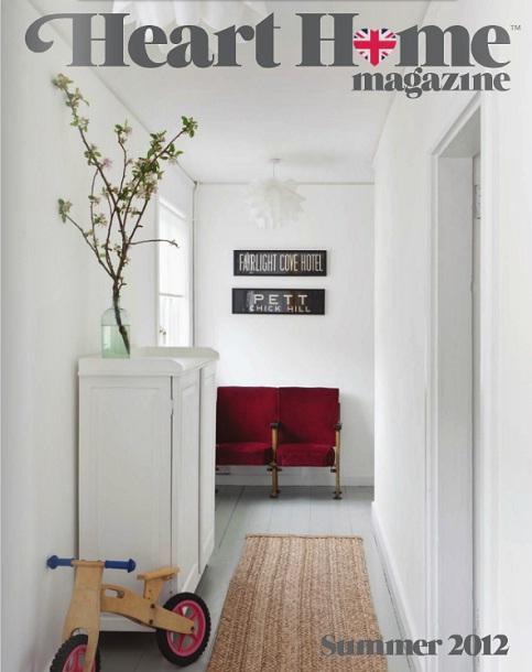 El número de verano de Heart Home Magazine