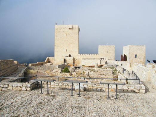 Descubriendo nuevos lugares... Jaén y su castillo