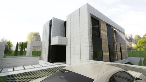 A-cero muestra una nueva propuesta de vivienda unifamiliar en Salamanca