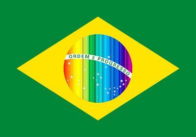 São Paulo celebró su orgullo gay con menos público del esperado