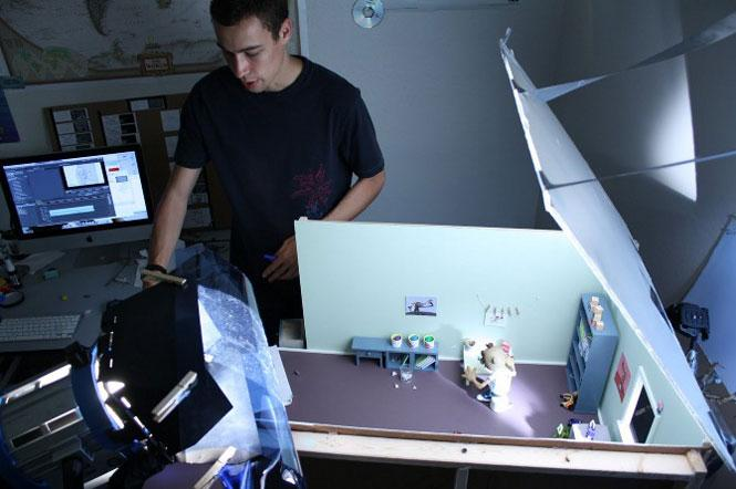 Stop Motion: Create