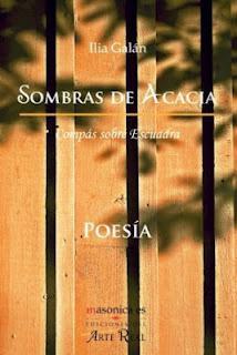 """Presentación en Madrid de libro de poemas """"Sombras de Acacia"""""""