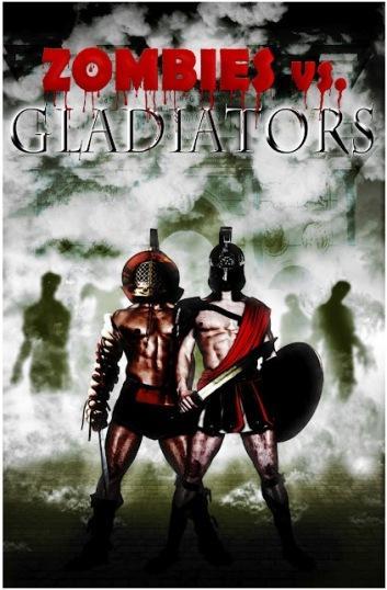 Clive Barker reescribirá Zombies vs Gladiators