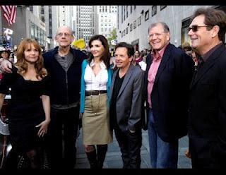 BACK TO THE FUTURE: Reunión y entrevista al elenco
