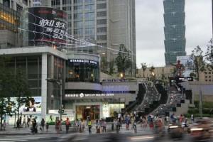 Espectacular publicidad para The Amazing Spider-Man en Taiwán