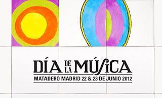 Horarios Día de la Música 2012