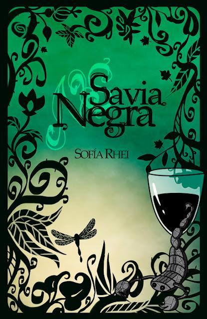 Savia Negra, segunda parte de Flores de Sombra... ¡a la venta el 21 de Junio!