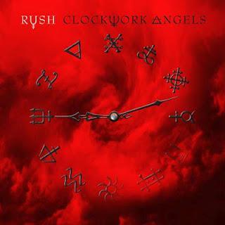 Rush Clockwork angels (2012)