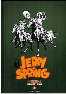 Jerry Spring 3 (2012) por Jijé