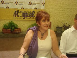 Marisela Moguel, candidata por el PRD a la Presidencia Municipal de Guadalajara