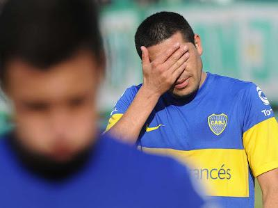Boca dejó pasar una chance inmejorable