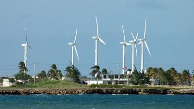 Cuba: Sol y viento para ahorrar petróleo