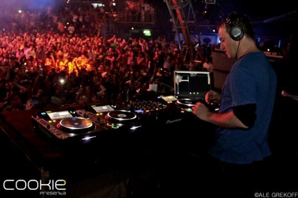 Concierto DJ Sasha@ Centro de Espectáculos Premier