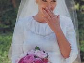 Drew Barrymore casó vestida Chanel