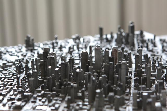 Type City - Hong Seon Jang