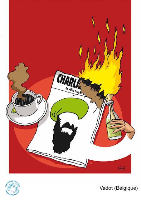 También viene... Semana Internacional de caricatura y libertad de expresión