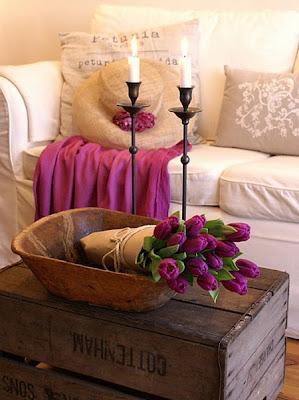 Ideas para decorar sin gastar dinero