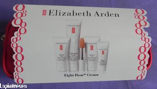 Review: pack 8 hours Elizabeth Arden