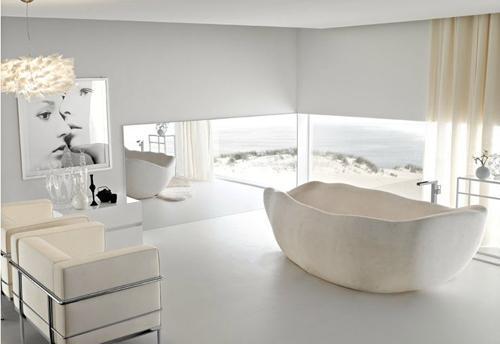 Iluminacion Natural Baños:Cómo iluminar el baño – Paperblog