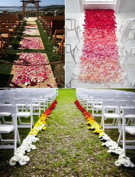 """10 formas de añadir un toque """"ombre"""" a tu boda/ 10 ways to give your wedding an ombre touch"""