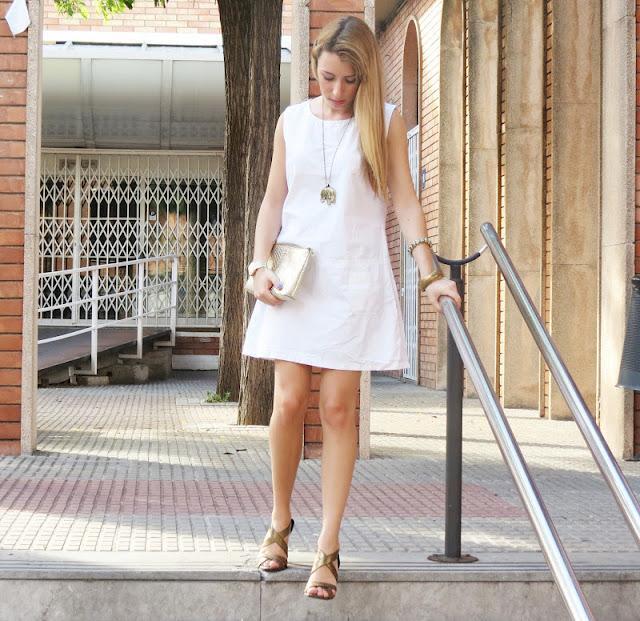 Little White Dress