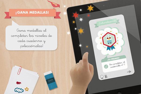 aplicación cuadernillo rubio actividades para niños