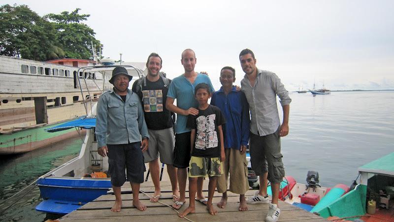 Raja Ampat, Días Seis y Siete - Regreso a Sorong