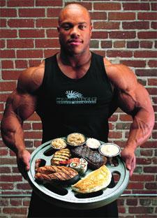 Dieta Phil Heath