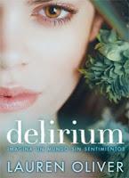 Delirium, de Lauren Oliver.