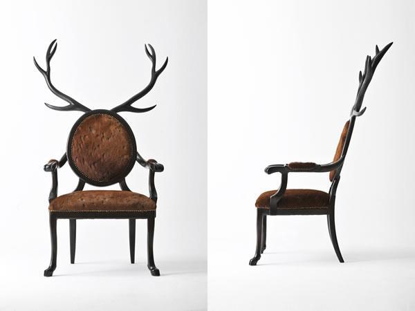Hybrid :: sillas zoomórficas